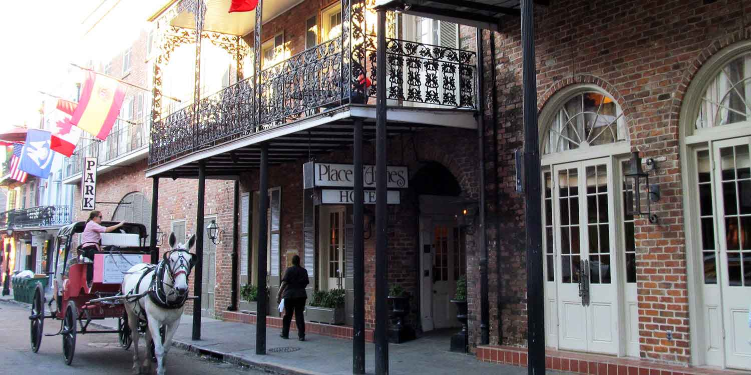 place d armes hotel french quarter rooms downtown new. Black Bedroom Furniture Sets. Home Design Ideas