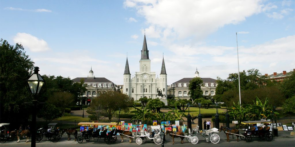 St. Louis Cathedral NOLA
