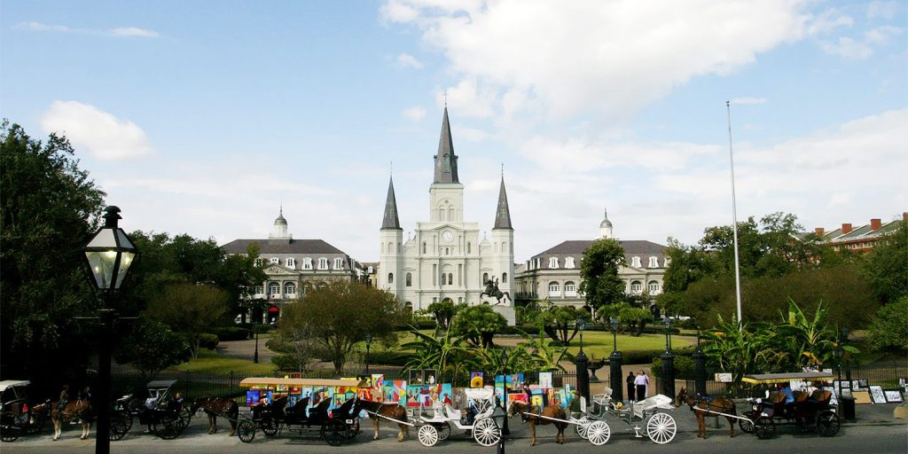St. Louis Cathedral French Quarter
