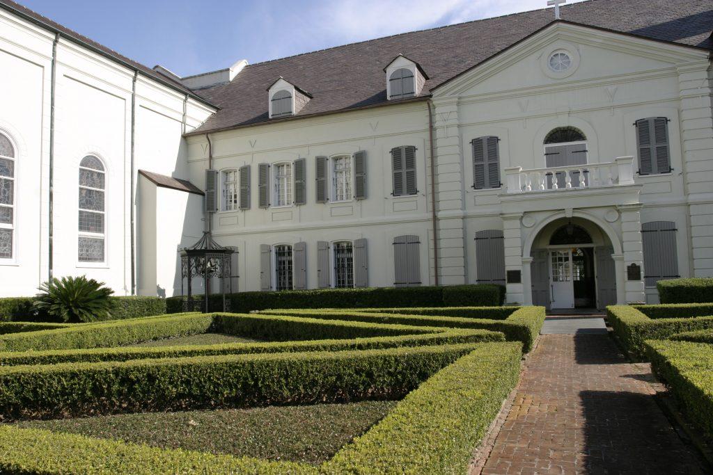 Ursaline Convent in New Orleans