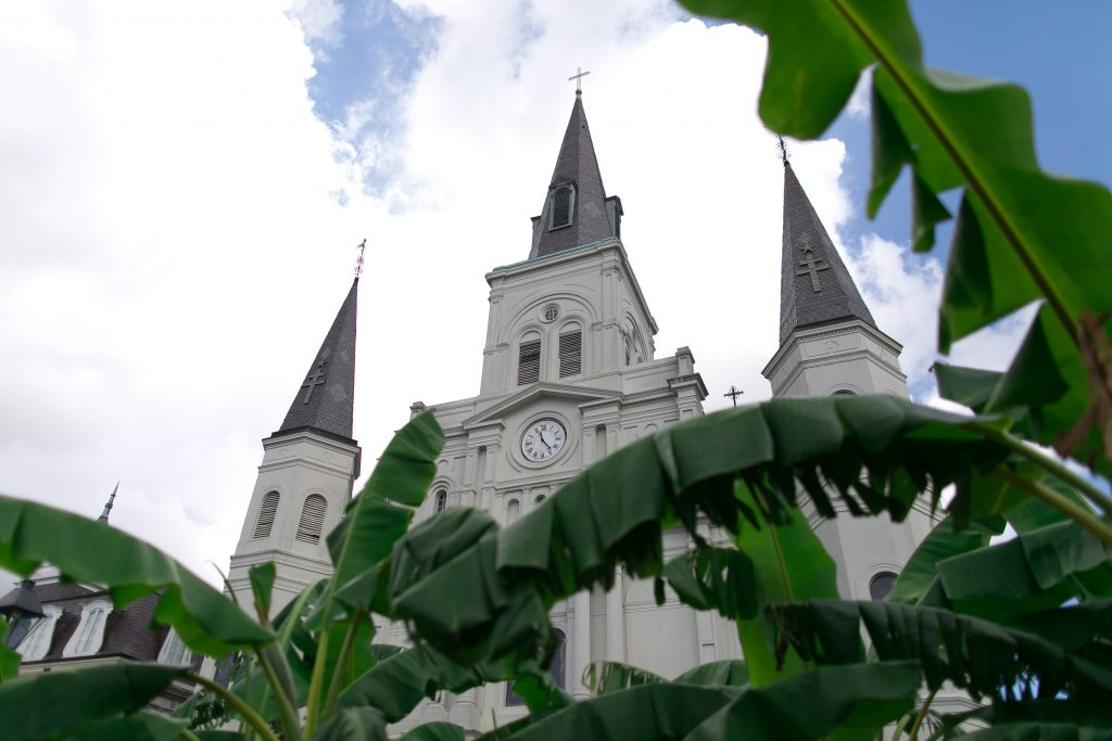 24 Hours in the French Quarter - Place d'Armes Hotel
